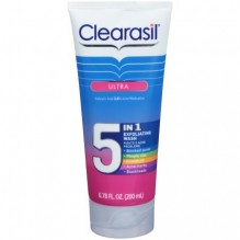 CLEARASIL ULT 5IN1 6.78OZ WASH