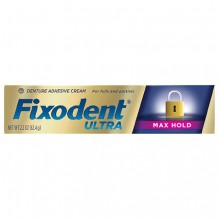 FIXODENT 2.2OZ ULTRA MAX HOLD
