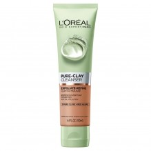 L'OREAL CLAY CLEANSER EXF 4.4OZ
