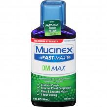 MUCINEX MX C&C DM 6 OZ