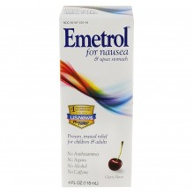 EMETROL CHERRY 4 OZ