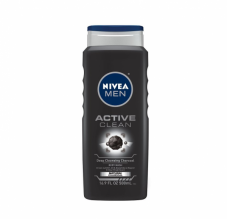 NIVEA MEN 16.9-OZ B/W ACT CLEAN