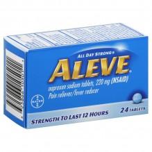 ALEVE TAB 24'S