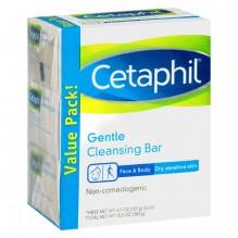 CETAPHIL 4.5OZ GEN CLEANER 3PK