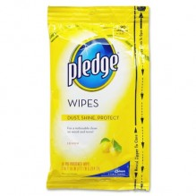 PLEDGE LEMON WIPES 24CT