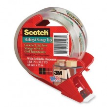 SCOTCH MAILING & STORAGE TAPE