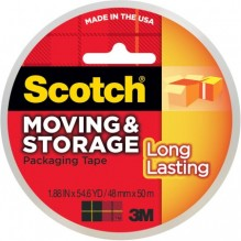 SCOTCH MAIL&STORAGE TAPE SINGLE