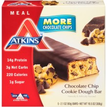 ATKINS ADV CHOC CHP COOKIE 5CT