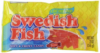 SWEDISH FISH ORIG 2OZ RED 12X24