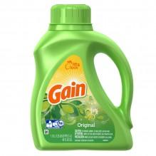 GAIN LIQ 40 OZ ORIG FRSH WATER