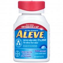 ALEVE ARTHRITIS CAPS 100 CT