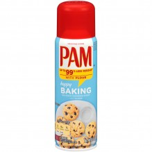 PAM SPRAY FOR BAKING 5 OZ