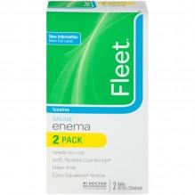 FLEET ENEMA 4.5 OZ TWIN PAK
