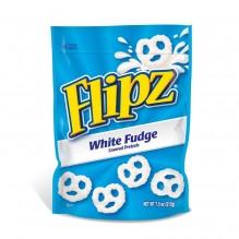 FLIPZ 7.5OZ WHITE FUDGE PRETZEL