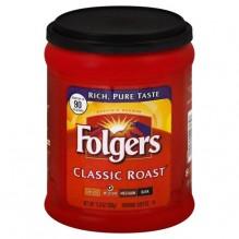 FOLGERS COFFEE 11.3OZ CS/6