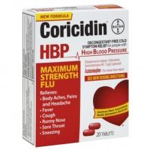 CORICIDIN HBP M/S FLU 20SNEWUPC