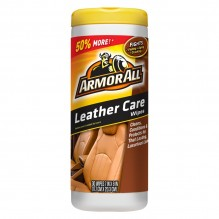 ARMOR ALL LEATHER WIPES 30 CT