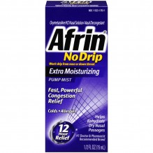 AFRIN NO-DRIP X-MOIST 15 ML