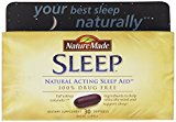 N/M #2575 NAT SLEEP GELCAP 30CT