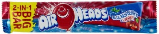 AIRHEADS BIG BAR BLU RASB/CHRRY