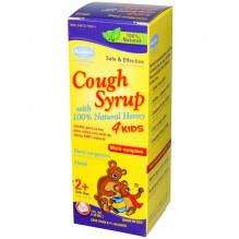 HYLANDS KIDS CGH SYRUP 4OZ HONY