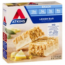 ATKINS ENDLGE SNACK BREAK LEM 5