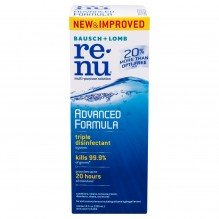 B&L RENU MULTIPL NO-RUB ADV 12Z