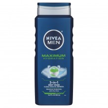 NIVEA MEN 16.9OZ MAX HYDRAT 3N1