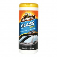 ARMOR ALL GLASS WIPES 25 CT