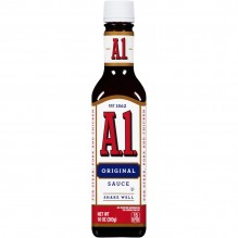 KRAFT A-1 STEAK SAUCE 10Z 12/CS