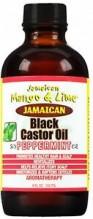 JAMAICAN PEPPRMNT CASTOR OIL 4Z