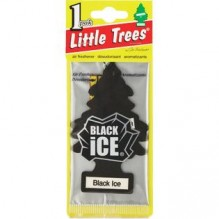 LITTLE TREE CAR FRS 1PK BLK IC