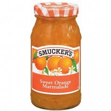 SMUCKER'S SWT ORANGE MARM 12OZ