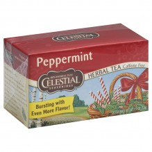 CLST SSNG PEPERMINT TEA 20CT