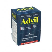 2CT ADVIL TABS(24BOX OF 50-2CT)