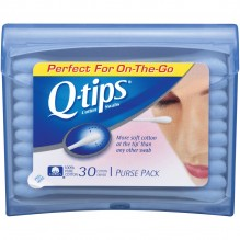 Q-TIPS 36/30 CT PURSE PACK CARD