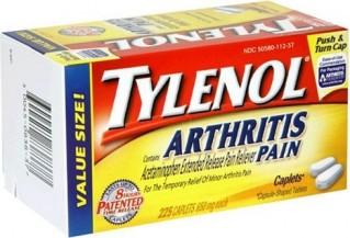 TYLENOL ARTHRITIS CAPLETS 225'S
