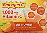 EMER'GEN-C PACKET 30CT SUP ORNG