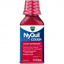 NYQUIL 12 OZ COUGH CHERRY LIQ