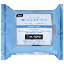 NEUT MAKE UP REMVER WIPE F/F 25