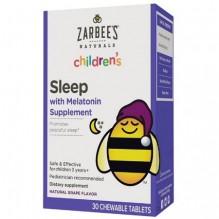 ZARBEE CHILDS SLEEP AID 30CT