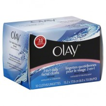 OLAY 4 IN 1 CLOTHS NORMAL 33S