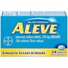 ALEVE CAP 24'S