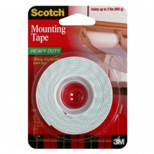 SCOTCH HVY DTY MNTING #110 ROLL