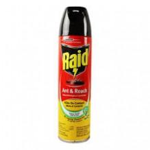 RAID ANT&ROACH LEMON 17.5 OZ