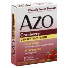 AZO CRANBERRY TABS 50'S