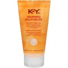 K Y WARMING JELLY 5 OZ