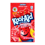 KOOL-AID PACKETS CHERY - 4X48CS