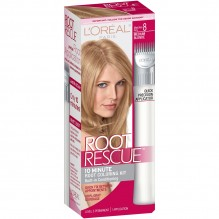 ROOT RESCUE #4 DARK BROWN