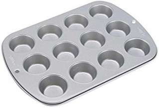 W/E MINI MUFFIN PAN 12CUP